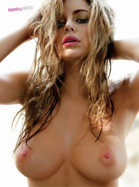 Banned Teen Celebs Keeley Hazell - 14