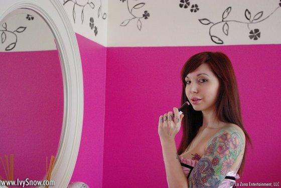 Ivy Snow Pink Dream - 00