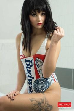 Mellisa Clarke Stripping - 01