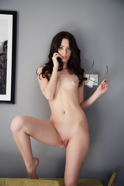 Photo #14 of 15+   Sexy Bookworm Zsanett Tormay