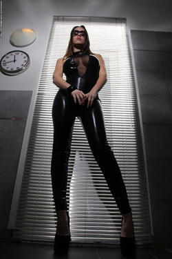 Luciana Latex Pussycat Photodromm - 00