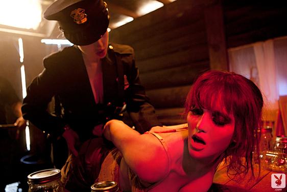 Toughest Playboy Babes - 12