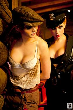 Toughest Playboy Babes - 14
