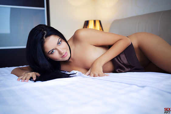 Photo #3 of 15+ | Macy B in Larimar for Sex-Art