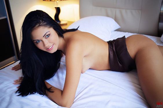 Photo #6 of 15+ | Macy B in Larimar for Sex-Art