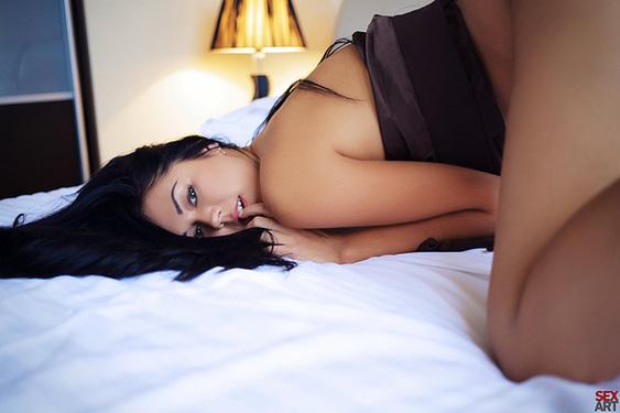 Photo #7 of 15+ | Macy B in Larimar for Sex-Art