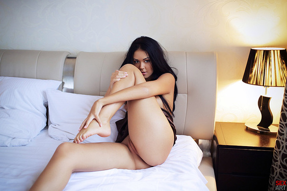 Photo #14 of 15+ | Macy B in Larimar for Sex-Art