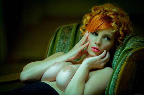 Photo #12 of 15+ | Ariel Vintage Mood Via Sex-Art