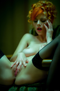 Photo #14 of 15+ | Ariel Vintage Mood Via Sex-Art