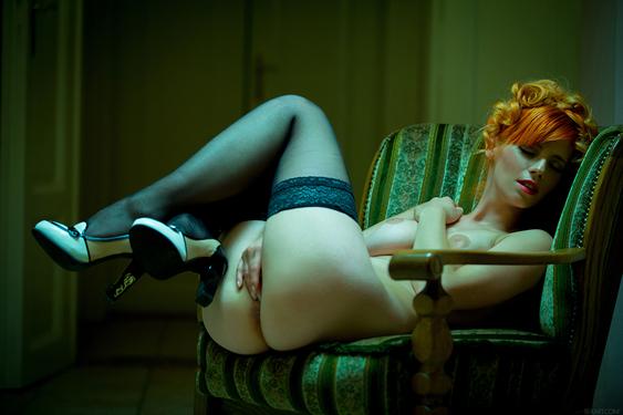 Photo #15 of 15+ | Ariel Vintage Mood Via Sex-Art