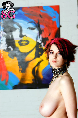 Photo #9 of 15+ | Ember For SuicideGirls