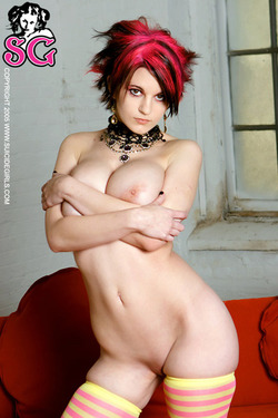 Photo #10 of 15+ | Ember For SuicideGirls