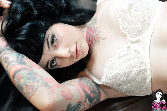 Photo #14 of 15+ | Radeo For SuicideGirls