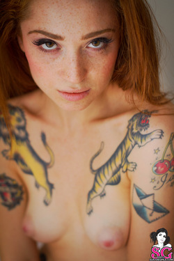 Lovely Janette via SuicideGirls - 07