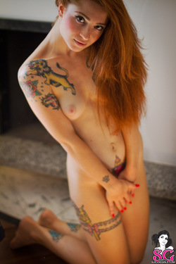 Lovely Janette via SuicideGirls - 10