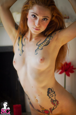 Lovely Janette via SuicideGirls - 11