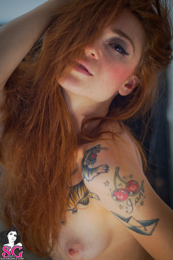 Lovely Janette via SuicideGirls - 12