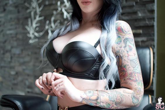 Aubrey Eames Via SuicideGirls - 03