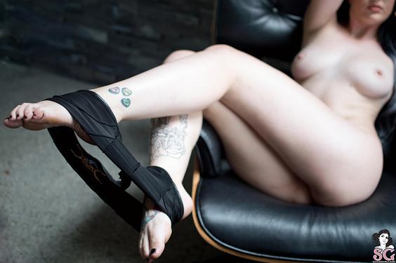 Aubrey Eames Via SuicideGirls - 10