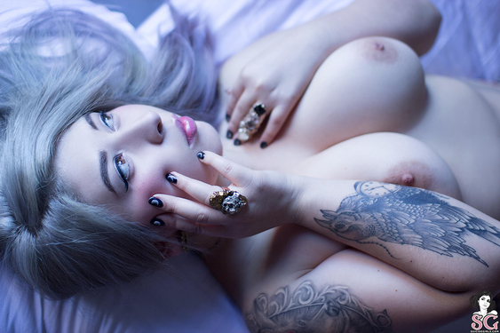 Talena Via SuicideGirls - 14
