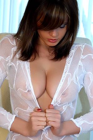 Ann Angel White Lace