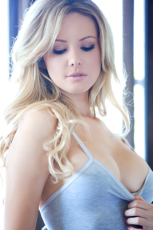 Tiffany Toth For Playboy