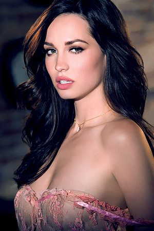 Pamela Horton For Playboy