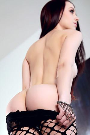 Jessica Dawn Mesh Stockings