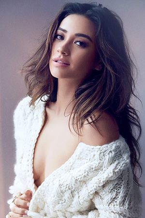 Shay Mitchell Via Maxim Magazine