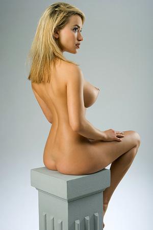 Perfect Tits Blonde Angel Lia