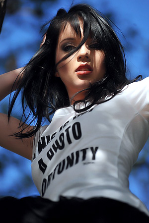 Jessi Palmer For Girlfolio