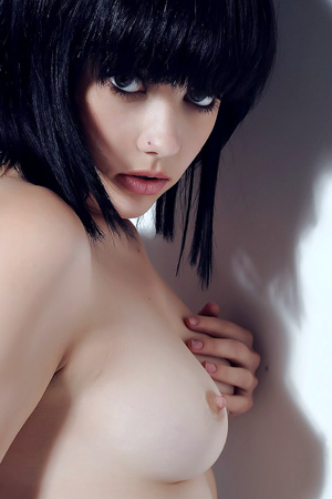 Mellisa Clarke In NYPD Panties