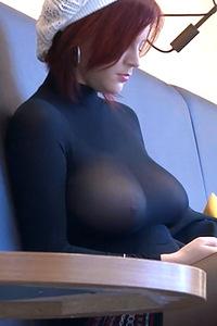 Busty Redhead Upskirt Frivolous Dress Order