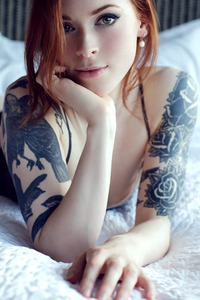 Anna Lee For SuicideGirls