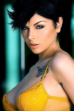 Jai Bella For Playboy