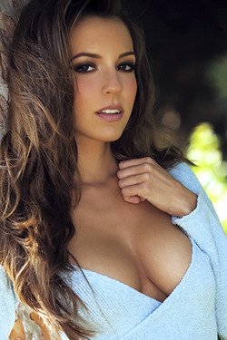 Shelby Chesnes For Playboy
