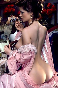 Carrie Stevens For Playboy