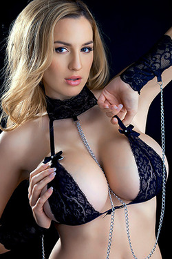 Jordan Carver Black Magic