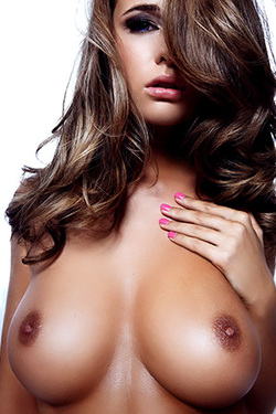 Elle Basey For Nuts Magazine
