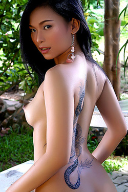 Iris Dragon pink top