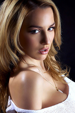 Jordan Carver White Top