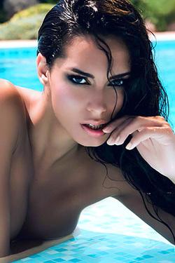 Raffaella Modugno for FHM Magazine Spain