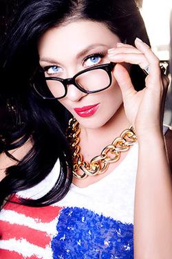 Glamorous Elena Romanova for Playboy