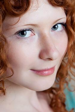 Cute Redhead Rochelle