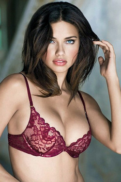 Lovely Adriana Lima