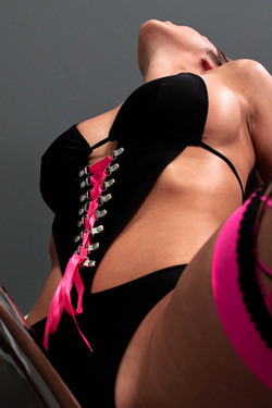 "Nikki in ""Nikki Stripping"" via nikkisplaymates.com"