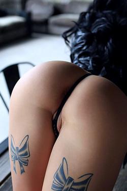Sweet Ass Of Sily Via StasyQ