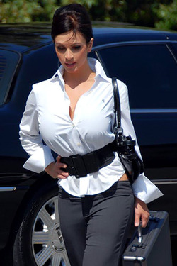 Denise Milani Heavy Business