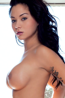 Jennie Reid For Playboy