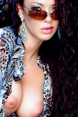 Sophia Santi For Suze Randall
